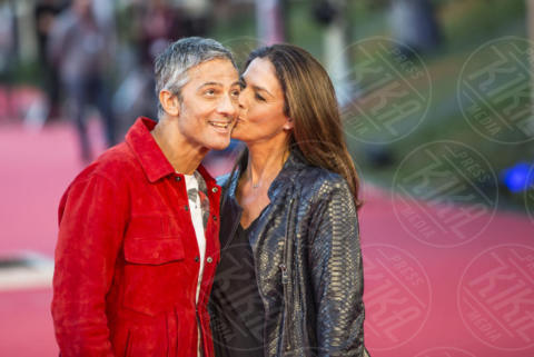 Susanna Biondo, Rosario Fiorello - Roma - 28-10-2017 - Festa di Roma, Fiorello e Susanna Biondo, 21 anni di passione