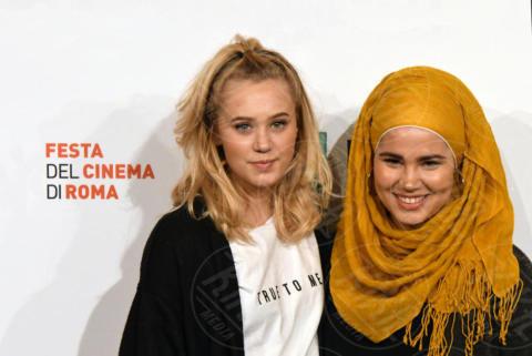 Iman Meskini, Josefine Pettersen - Roma - 28-10-2017 - Festa di Roma, ecco Skam, la serie che ha fatto impazzire il web