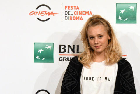 Josefine Pettersen - Roma - 28-10-2017 - Festa di Roma, ecco Skam, la serie che ha fatto impazzire il web