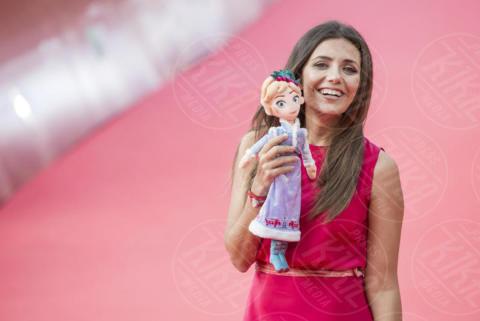 Serena Rossi - Roma - 29-10-2017 - Festa del Cinema: il red carpet di Brignano e Serena Rossi