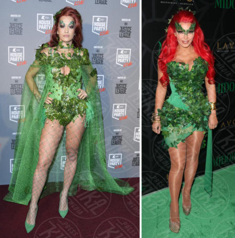 Rita Ora, Kim Kardashian - Chi lo indossa meglio ad Halloween? Rita Ora e Kim Kardashian