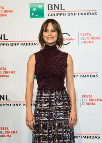 Paola Calliari - Roma - 30-10-2017 - Festa del Cinema di Roma: L'Età imperfetta, nuovo Black Swan?