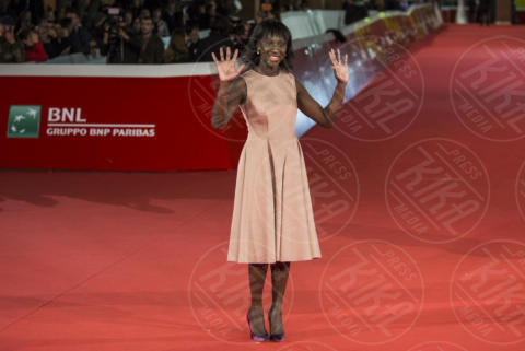 Eye Haidara - Roma - 30-10-2017 - Festa di Roma: C'Est la Vie, sul red carpet lo showbiz italiano
