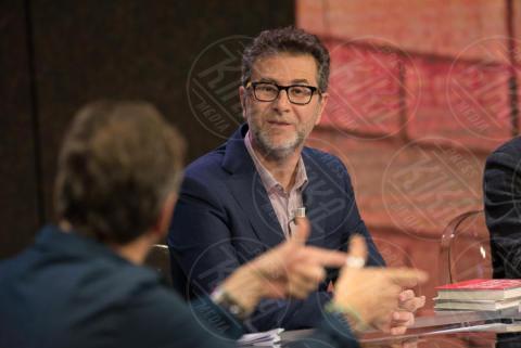 Fabio Fazio - Roma - 30-10-2017 - Che Fuori Tempo che Fa: Ambra Angiolini in versione teatrale