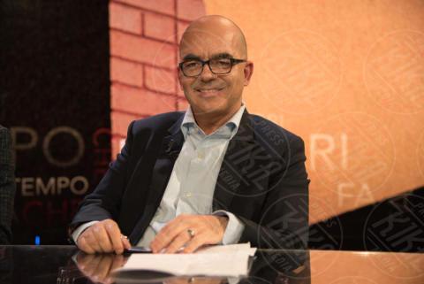 Nicola Gardini - Roma - 30-10-2017 - Che Fuori Tempo che Fa: Ambra Angiolini in versione teatrale