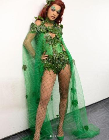 Rita Ora - Hollywood - 31-10-2017 - Halloween: dalla Chiabotto a Lady Gaga, i costumi delle star