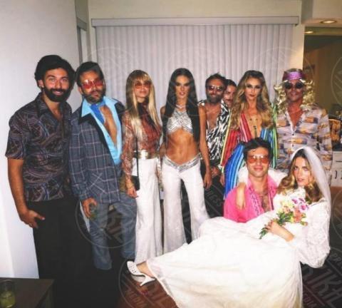 Alessandra Ambrosio - Hollywood - 31-10-2017 - Halloween: dalla Chiabotto a Lady Gaga, i costumi delle star