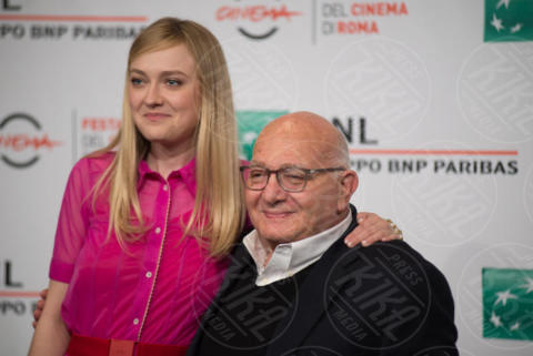 Ben Lewin, Dakota Fanning - Roma - 31-10-2017 - Roma: Dakota Fanning parla dell'autismo in Please Stand By