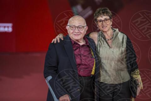 Ben Lewin - Roma - 31-10-2017 - Festa di Roma: Dakota Fanning in bianco sul red carpet