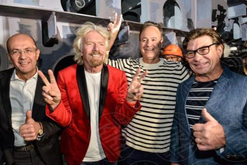 Richard Branson - Sestri Ponente - 01-11-2017 - Richard Branson show a Sestri Levante