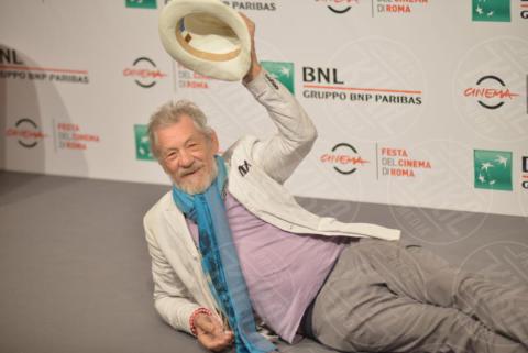 Ian McKellen - Roma - 01-11-2017 - Festa di Roma: la settima giornata tiene banco Ian McKellen