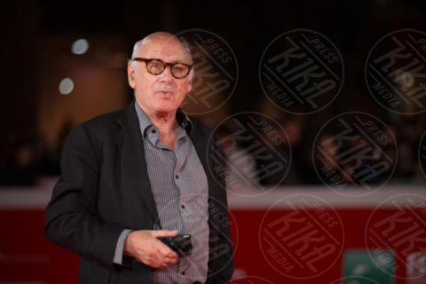 Michael Nyman - Roma - 01-11-2017 - Festa del Cinema di Roma: Michael Nyman sul red carpet
