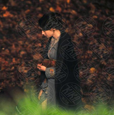 Lily Collins - Liverpool - 01-11-2017 - Nicholas Hoult e Lily Collins, il signore e la signora Tolkien