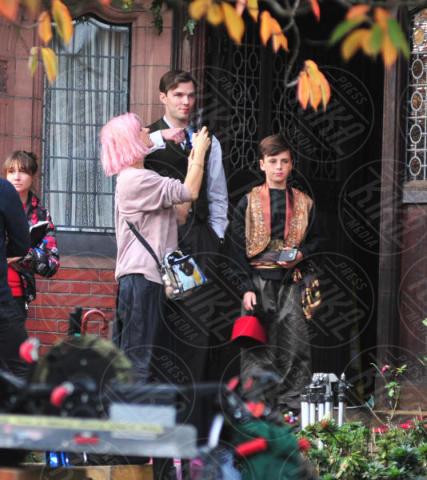 Nicholas Hoult - Liverpool - 01-11-2017 - Nicholas Hoult e Lily Collins, il signore e la signora Tolkien