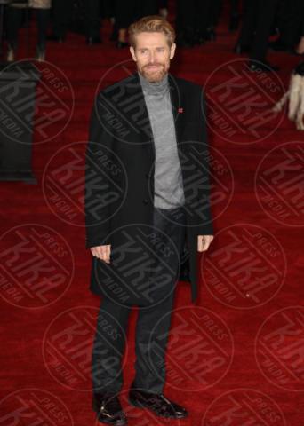 Willem Dafoe - Londra - 02-11-2017 - Michelle Pfeiffer-Penelope Cruz, cosa chiedere di più?