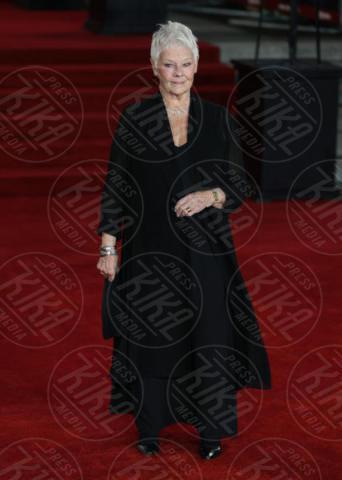 Judi Dench - Londra - 02-11-2017 - Michelle Pfeiffer-Penelope Cruz, cosa chiedere di più?