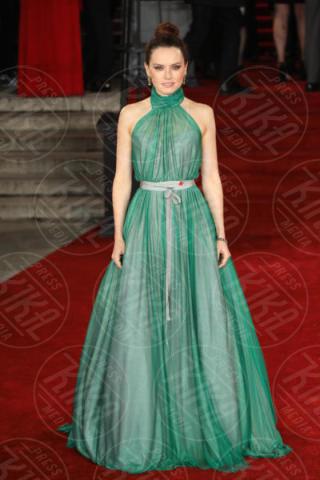 Daisy Ridley - Londra - 02-11-2017 - Michelle Pfeiffer-Penelope Cruz, cosa chiedere di più?