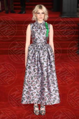 Lucy Boynton - Londra - 02-11-2017 - Michelle Pfeiffer-Penelope Cruz, cosa chiedere di più?