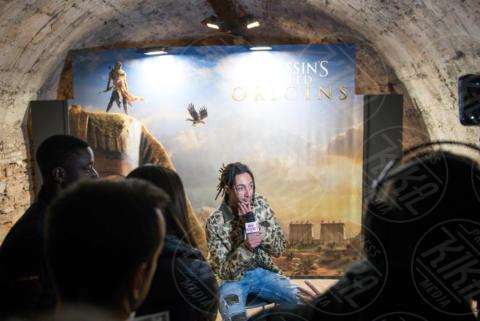 Ghali - Lucca - 01-11-2017 - Lucca Comics: il rapper Ghali lancia Assassin's Creed Origins