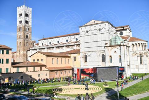 Lucca Comics & Games 2017 - Lucca - 01-11-2017 - Lucca Comics: il rapper Ghali lancia Assassin's Creed Origins
