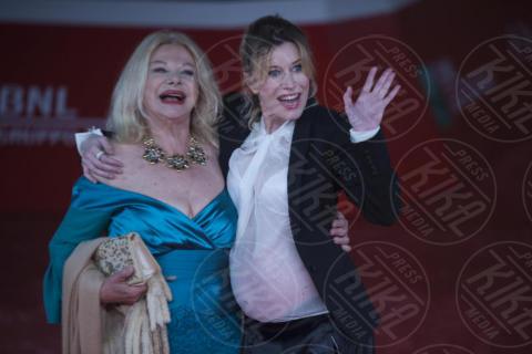 Giorgia Wurth, Sandra Milo - Roma - 03-11-2017 - Sandra Milo: