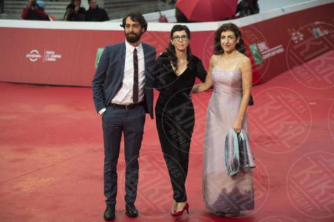 Natalia Beristain, Pedro de Tavira, Karina Gidi - Roma - 03-11-2017 - Sandra Milo:
