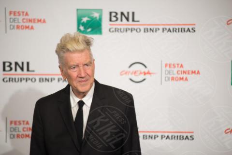 David Lynch - Roma - 04-11-2017 - Roma: a David Lynch il Premio alla Carriera