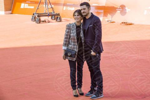 Maya Sansa, Orlando Bloom - Roma - 04-11-2017 - Roma: Orlando Bloom alla Festa del Cinema con Romans