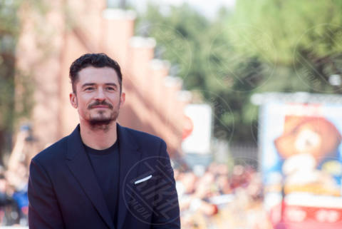 Orlando Bloom - Roma - 04-11-2017 - Roma: Orlando Bloom alla Festa del Cinema con Romans