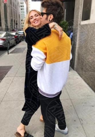 Fedez, Chiara Ferragni - Los Angeles - 04-11-2017 - Fedez e Ferragni completamente senza veli, è bufera social