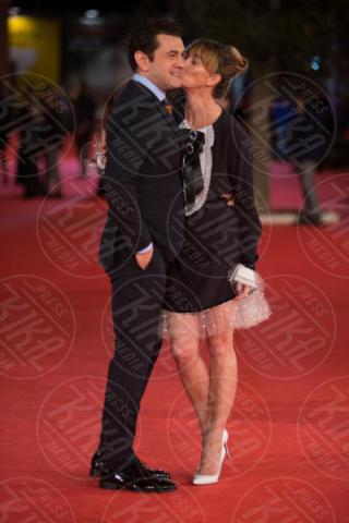 Vinicio Marchioni - Roma - 04-11-2017 - Roma: Alessadro Borghi e Roberta Pitrone show sul red carpet