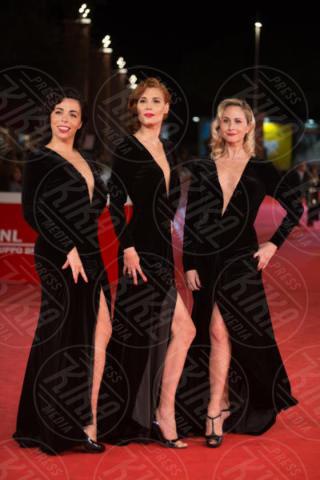 Ladyvette - Roma - 04-11-2017 - Roma: Alessadro Borghi e Roberta Pitrone show sul red carpet