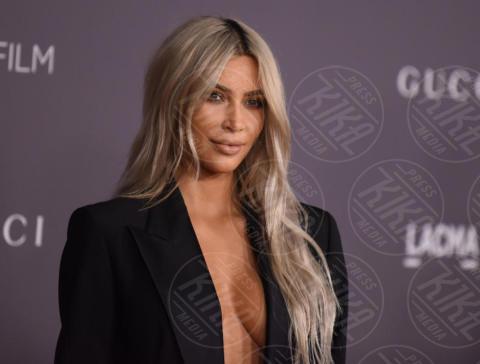 Kim Kardashian - Los Angeles - 04-11-2017 - Rivelazioni piccanti: le star piu' disinibite di Hollywood