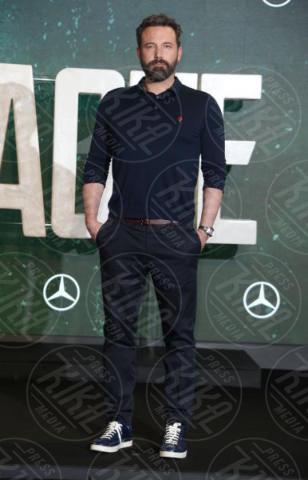 Ben Affleck - Londra - 04-11-2017 - Gal Gadot tutta baci: WW sensualissima per Justice League
