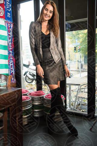 Kristyna Schickova - Milano - 05-11-2017 - La sorella del calciatore manda in tilt il web