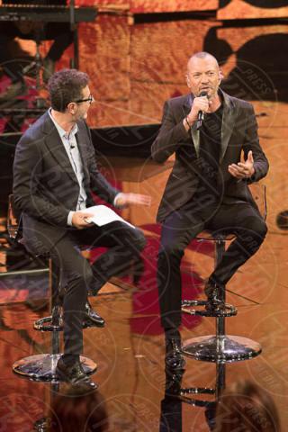 Fabio Fazio, Biagio Antonacci - Milano - 05-11-2017 - Che Tempo che Fa, la musica di Biagio Antonacci e Patty Pravo