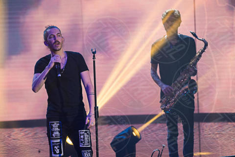 Dennis Lloyd - Milano - 05-11-2017 - Che Tempo che Fa, la musica di Biagio Antonacci e Patty Pravo