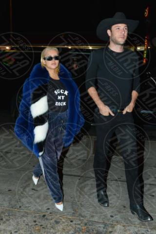 Christina Aguilera - Hollywood - 04-11-2017 - Christina Aguilera non le manda a dire