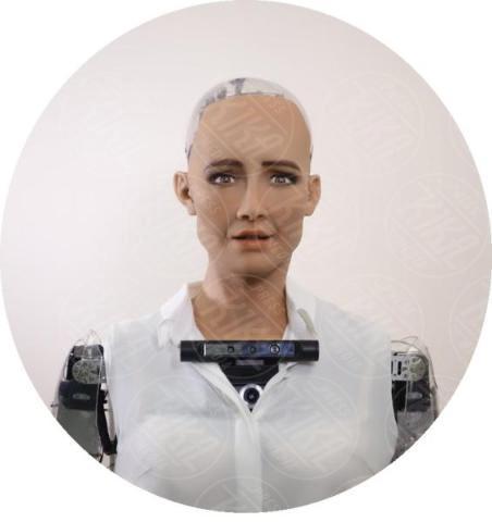 Sophia - Arabia Saudita - 05-11-2017 - Sophia, il primo robot al mondo con il diritto di cittadinanza