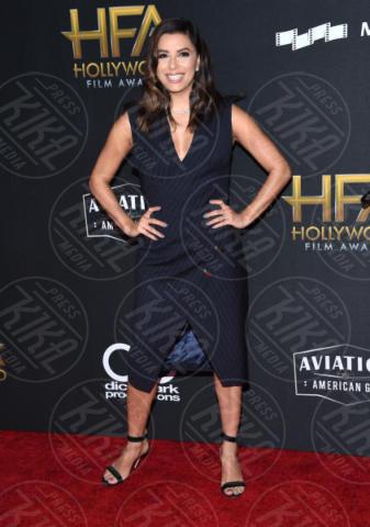 Eva Longoria - Beverly Hills - 05-11-2017 - Angelina Jolie raggiante e bellissima agli Hollywood Film Awards