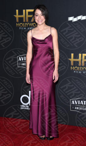 Tatiana Maslany - Beverly Hills - 05-11-2017 - Angelina Jolie raggiante e bellissima agli Hollywood Film Awards
