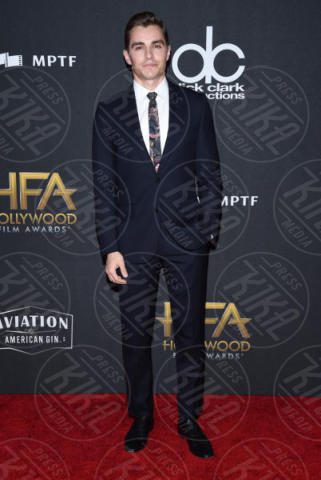 Dave Franco - Beverly Hills - 05-11-2017 - Angelina Jolie raggiante e bellissima agli Hollywood Film Awards
