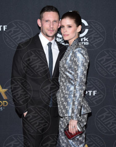 Jamie Bell, Kate Mara - Beverly Hills - 05-11-2017 - Angelina Jolie raggiante e bellissima agli Hollywood Film Awards