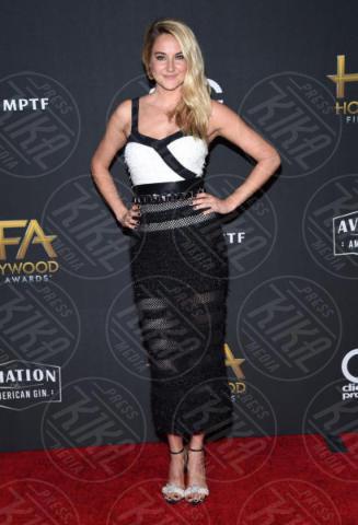 Shailene Woodley - Beverly Hills - 05-11-2017 - Angelina Jolie raggiante e bellissima agli Hollywood Film Awards
