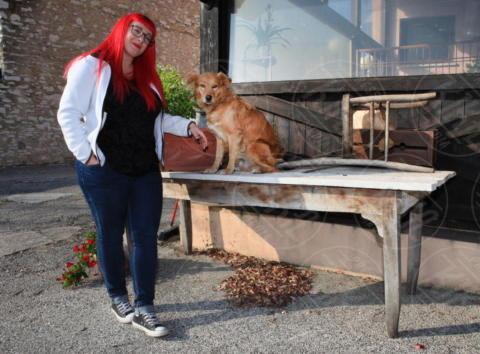 Marta Benetti, Ariel - Vicenza - 03-11-2017 - La cagnetta Ariel: