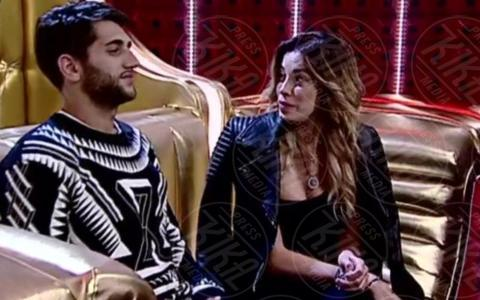 Jeremias Rodriguez, Aida Yespica - Milano - 07-11-2017 - Aida Yespica riabbraccia il figlio Aron dopo 3 mesi