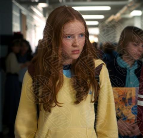 Sadie Sink - Los Angeles - 07-11-2017 - Stranger Things, la 15enne Sadie Sink costretta a dare un bacio