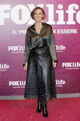 Kathryn Fink - Milano - 07-11-2017 - Martina Colombari ci dà un taglio alla Foxlife Night Out