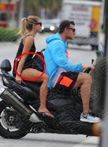 Costanza Caracciolo, Christian Vieri - Miami Beach - 27-09-2017 - Vieri-Caracciolo, ecco il sesso del bimbo in arrivo