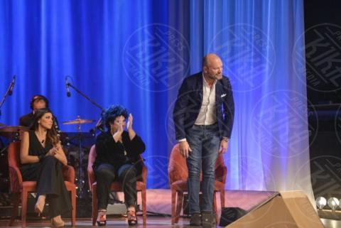 Flora Canto, Andrea Pucci - Roma - 08-11-2017 - Maurizio Costanzo Show: Ventura-Bettarini, di nuovo famiglia